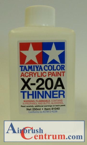 Thinner X-20A  250 ml