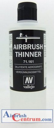 Airbrush thinner 200 ml