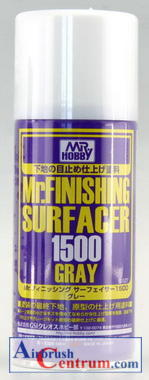 Mr. Finishing Surfacer Acer 1500 Grey, 170 ml
