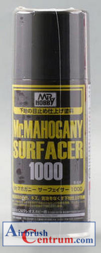 Mr. Mahogany Surfacer 1000, 170 ml