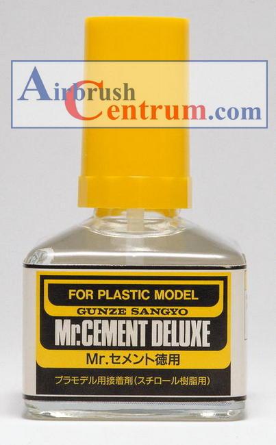 Mr. Cement de luxe