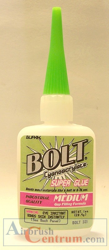 Vteřinové lepidlo Bolt - střední 7,1 g