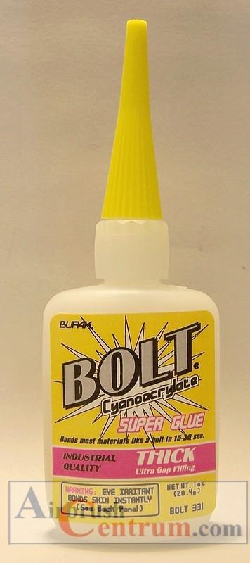 Vteřinové lepidlo Bolt - husté 7,1 g