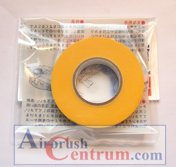Maskovací páska 10 mm - náhradní balení
