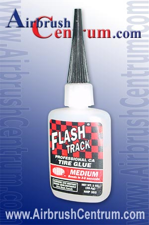 Vteřinové lepidlo Flash Track - střední