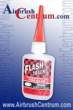 Vteřinové lepidlo Flash Track - řídké