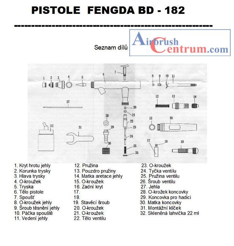 Fengda BD-182-4
