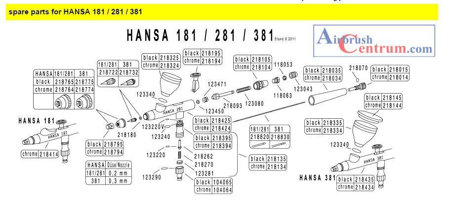 Hansa 181-4