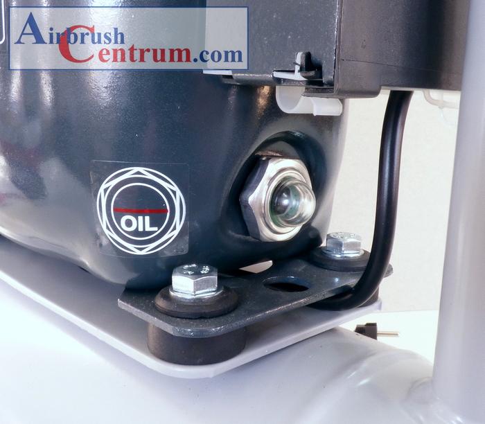 Kompresor SIL AIR 30HA s přípojnou hadicí-3