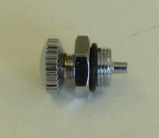Jemný ventil