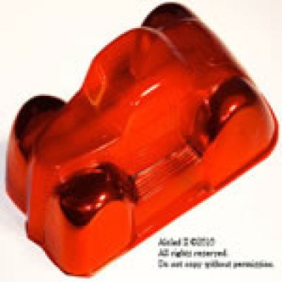 Alclad 401 Transpared red
