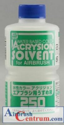 Acrysion Airbrush Thinner 250 ml