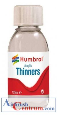 Acrylic thinners
