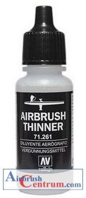 Airbrush Thinner 17 ml