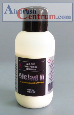 Alclad 306 White primer and microfiller