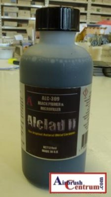 Alclad 309 Black primer and micro filler