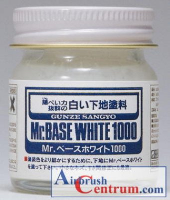 Mr. Base White 1000