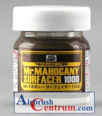 Mr. Mahogany Surfacer 1000 Mahagon