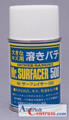 Mr. Surfacer 500, 100ml