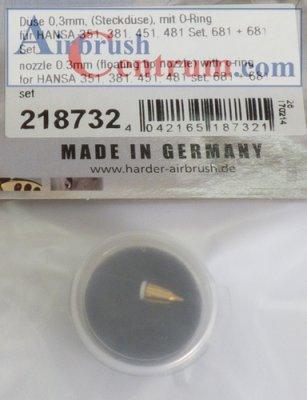218732 Tryska 0,3 mm