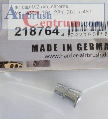 218764 Difuzor 0,2 mm chrom