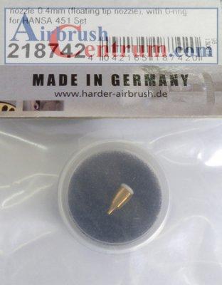 218742 Tryska 0,4 mm