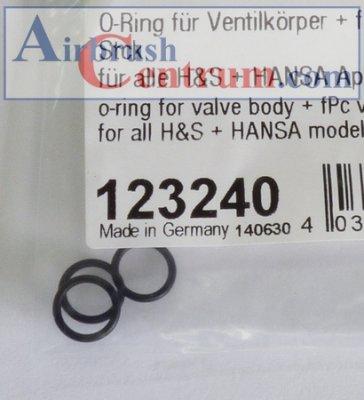123240 Těsnění těla ventilu