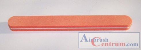 Pěnové brousítko obdélníkové úzké jemné