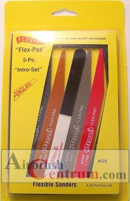Brousítka Flex-Pad - sada